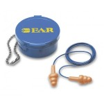 3m E.A.R 340-4002  Reusable Earplugs - Corded c/w carrying case(1x50pcs)