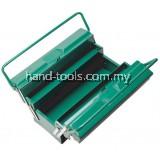 "sata 95104a 17"" 5 Tray Cantilever Tool Box"