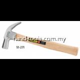 """WOOD HANDLE NAIL HAMMER 330MM (13"""")"""