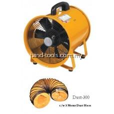 """SHT-45 18"""" Heavy Duty Portable Ventilator Fan"""