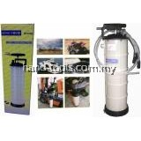 KingToyo KT-6168 Pneumatic Air and Hand Oil Fluid extractor 7 Liter