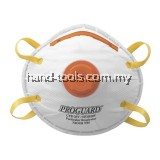 Disposable Valve Particulate Respirator