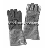Aluminised Heat Resistance Gloves Panox Palm