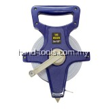30 M/ 100 FT  A-TYPE FIBERGLASS MEASURING TAPE