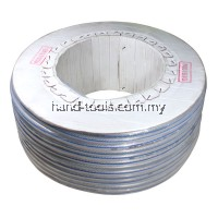 "38-PH812 12MM/ 1/2"" HIGH QUALITY PVC BRAID HOSE LENGTH:100M"