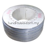 "38-PH825 25MM/1 "" HIGH QUALITY PVC BRAID HOSE LENGTH:50M"