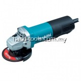 "makita 9556pb Angle Grinder 4"", 840w, 11000rpm, Paddle Switch"