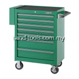 SATA SEVEN DRAWER TOOL TROLLEY