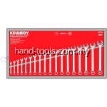 KEN5822970K 6-24mm CV COMBINATION SPANNER SET 18PC