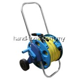 TROLLEY REEL CART with 30M Garden Hose 1/2˝