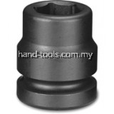 "ACTION 1"" 1""DR.STANDARD LENGTH IMPACT SOCKETS-6PT"