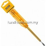 STANLEY  SPARK DETECTING SCREWDRIVER 7 1/2""