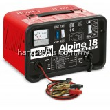 telwin Alpine18 Boost Battery Charger 14/185(12V), 6/90(24V)