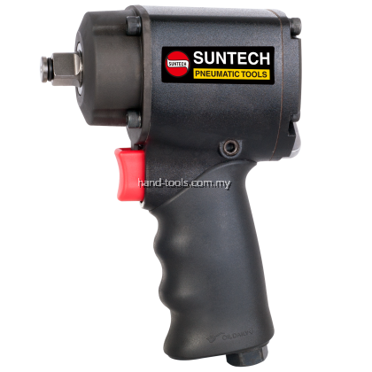 "1/2"" Stubby Impact Wrench - Twin Hammer 960Ft-lbs (1,302Nm)"