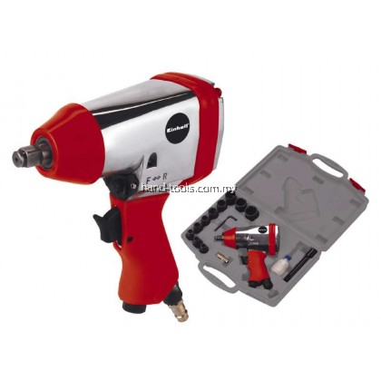 EINHELL DSS 2602 Air Impact Wrench Set