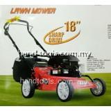 "18"" Sharp Drive Gasoline Lawn Mower"