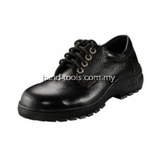 BLACK HAMMER BH0991 LACE UP CLASSIC SERIES SAFETY SHOES (WITHOUT STEEL MIDSOLE)