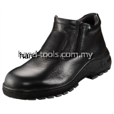 BLACK HAMMER  ZIP CLASSIC SERIES SAFETY SHOES (WITHOUT STEEL MIDSOLE)