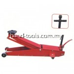 5000kg Horizontal Hydraulic Long Floor Jack
