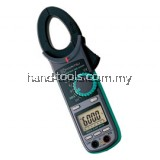 kyoritsu 2040 DIGITAL CLAMP METER Designed to meet international safety standard IEC 61010-1 CAT.IV 600V.
