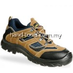 SAFETY JOGGER X2020 Safety Shoe Brown/Black Low Cut
