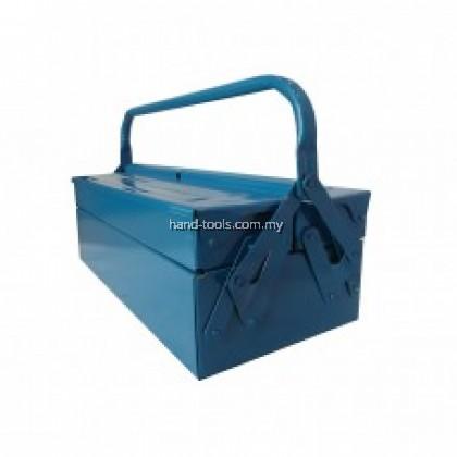 METAL CANTILEVER TOOL BOX #502 445MM (L) X 200MM (W) X 106MM (H)