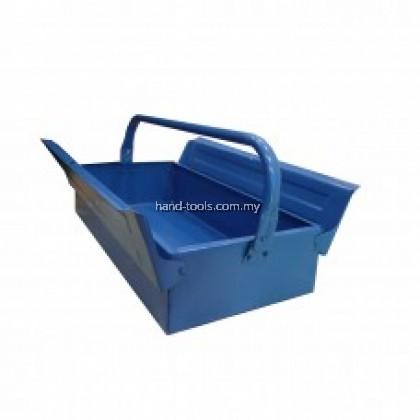 Metal Cantilever Tool Box #501 445MM (L) x 200MM (W) x 100MM (H)