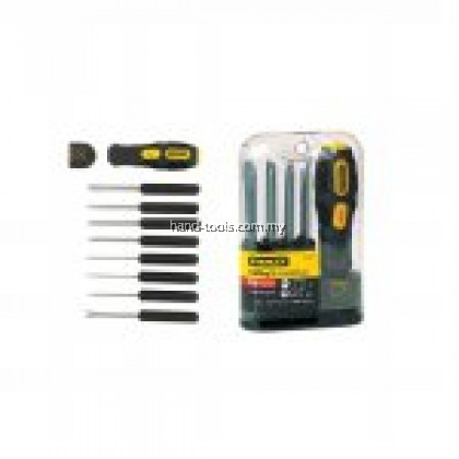 Stanley 62-511 9 Ways Screwdriver 9 tips for all access convenient & Space saving