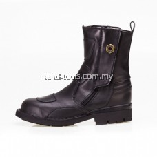 BLACK HAMMER BH4884 High Cut With Double Zip