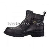 BLACK HAMMER BH4883 Men Safety Shoe Mid Cut With Zip
