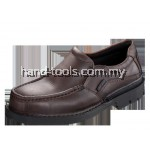 BLACK HAMMER BH4671 Men Safety Shoes Low Cut Mocassin Slip On