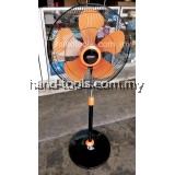 18' 5-speed COMMERTCIAL STAND FAN Strong wind blow up to 10M indoor.