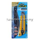 Olfa L-1/LFB Heavy Duty Cutter Fluorine Coated