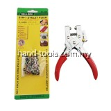 SELLERY 92-890 2-In-1 Eyelet Plier for Punch & Eyelet