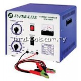 SUPER LITE STM9610 BATTERY CHARGER No of Battery:8 x 12v
