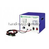 SUPER LITE STM2420 BATTERY CHARGER No of Battery:2 x 12v Charging Current:Max 20A (Selectable)