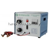 BATTERY CHARGER No of Battery:4 x 12v Charging Current:Max 10A (Selectable)