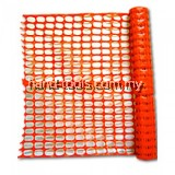 WARNING BARRIER FENCE 1m (H) x 30.48m (L)