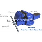 6˝/150mm Fixed Heavy Duty Bench Vise