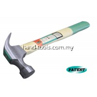 0.34kg(12OZ)CLAW HAMMER WITH WOOD HANDLE