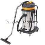 3800WX80L 3 MOTOR HEAVY DUTY Wet & Dry VACUUM CLEANER