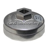 67mm CUP OIL FILTER WRENCH-Ford, Mitsubishi, Mazda, Hyundai, Kia, Suzuki, Viva, Myvi
