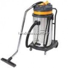2800WX80L 2 MOTOR HEAVY DUTY Wet & Dry VACUUM CLEANER VAC800