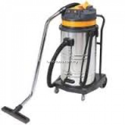 2800WX80L 2 MOTOR HEAVY DUTY Wet & Dry VACUUM CLEANER VAC800