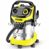 Karcher WD5 Premium Wet & Dry Multipurpose Vacuum Cleaner (1800W/25L)