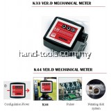 3 DIGIT OIL DIESEL FLOW METER MECHANICAL