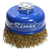 STEEL WIRE CUP BRUSH 100XM14X2.0MM(33-CC100)