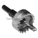 60MM HSS HOLE SAW For drill operation on stainless steel sheet or square wares, cast iron(50-HS160)