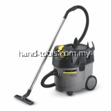 Karcher NT35/1 Tact  Wet & Dry Vacuum Cleaner (1380W/35L/254mbar)