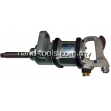 "KAWASAKI KPT-500S 1""DR ( 2"" ANVIL ) AIR IMPACT WRENCH Bolt Capacity  46 mm  Sq.Drive  25.4 mm  Max Torque  3,100 Nm  Free Speed  3,000 min-1  Overall Length  632 mm(KPT-500S)"